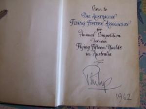 Coweslip Trophy Book 1962 – 2016